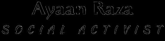 Ayaan Raza